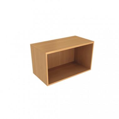 Антресоль открытая к широкому шкафу, 72x55x36 см, ПА-02Г