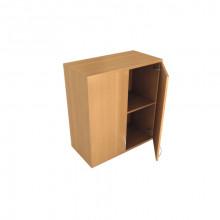 Антресоль закрытая к широкому шкафу, 72x37x72 см, ПАЗ-01