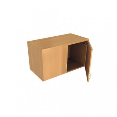 Антресоль закрытая к широкому шкафу, 72x37x36 см, ПАЗ-02