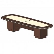 Стол для заседаний, 360x120x78 см, И353