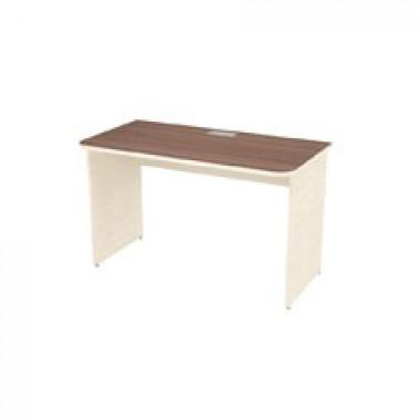 Стол прямой, 125x65x76 см, Б311