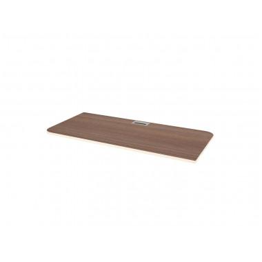 Столешница для подстолья левая, 140x65x2,2 см, Б320Л