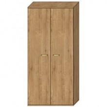 Шкаф-гардероб двери МДФ, 90x44,9x193,6 см, СЛ490