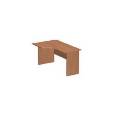 Стол эргономичный левый/правый, 140x90/60/60x75,2 см, Т322Л/П