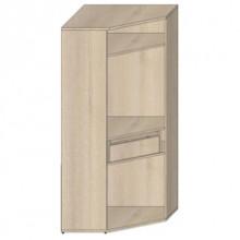 Шкаф кухонный угловой с дверью, 84,4x84,4x185,8 см, Т700/КУ