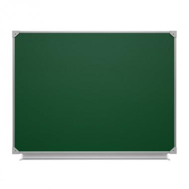 Доска меловая одноэлементная, 100x75 см, ДО-11з, ДК-11з