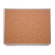 Доска пробковая для объявлений, 100x75 см, ДИ-11Еп