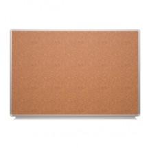 Доска пробковая для объявлений, 150x100 см, ДИ-12Еп