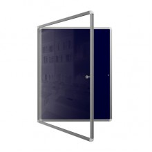 Доска-витрина тканевая, 100x75 см, ДВ-11Ет