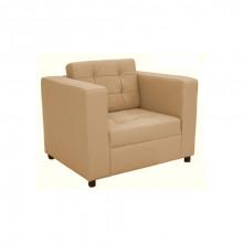 Кресло Сигма с втяжками, 84x82x80 см