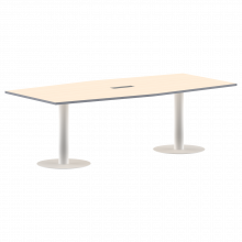 Конференц-стол, 2400х1200х750 , ПРГ-4