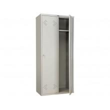 Шкаф для одежды медицинский МД LS(LE)-21-80