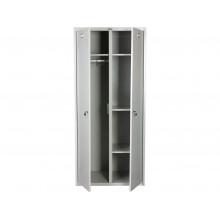 Шкаф для одежды медицинский МД LS(LE)-21-80 U