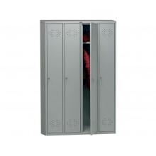 Шкаф для одежды медицинский МД LS(LE)-41