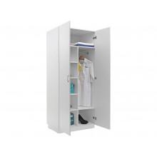 Шкаф для одежды MW 2 1980 Белый