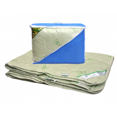 """Одеяло """"4 сезона Бест"""" - комбинация двух одеял, бамбуковое волокно"""